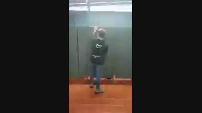 Родэо в туалете