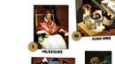 Top Ten pintores españoles de todos los tiempos