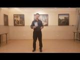 Отзыв Виталий Михушкин курс ораторского мастерства Антон Духовский ORATORIS