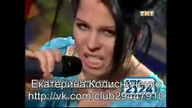 Екатерина Колисниченко– одно сердце два лица, день рождения близняшек.mp4
