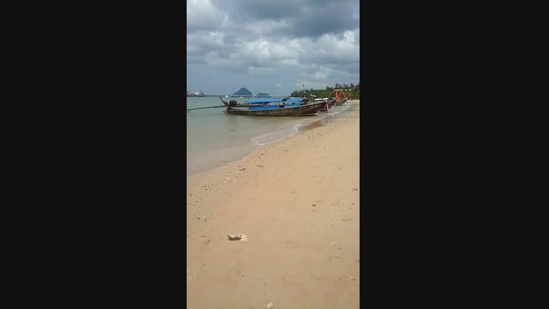 клон муанг пляж