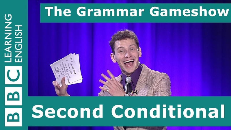 Second Conditional The Grammar Gameshow Episode 20