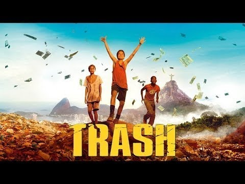 Свалка/Trash 2014 (трейлер)