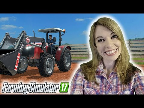 First Day on the Field - Farming Simulator 2017 | LS17 Gameplay