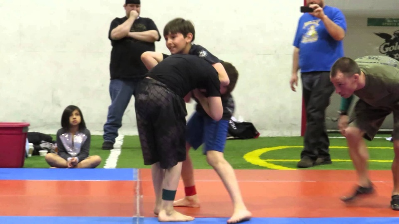Arlington Submission Challenge - AKA Youth No Gi Win - May 4th 2013