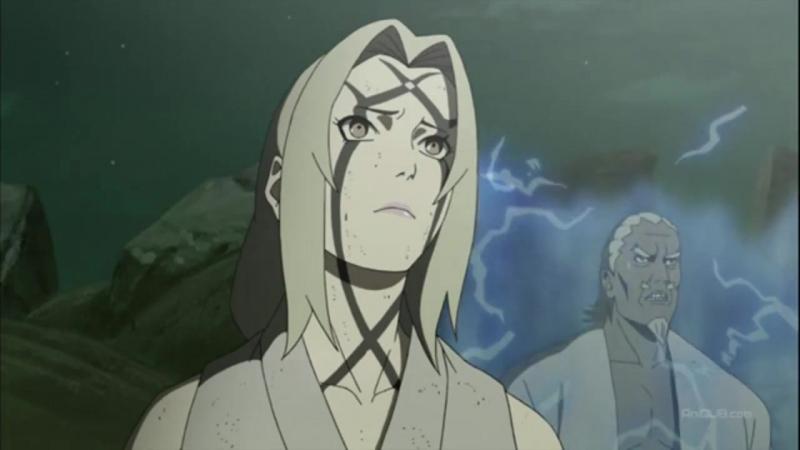 Наруто/ Учиха Мадара против 5 Каге.