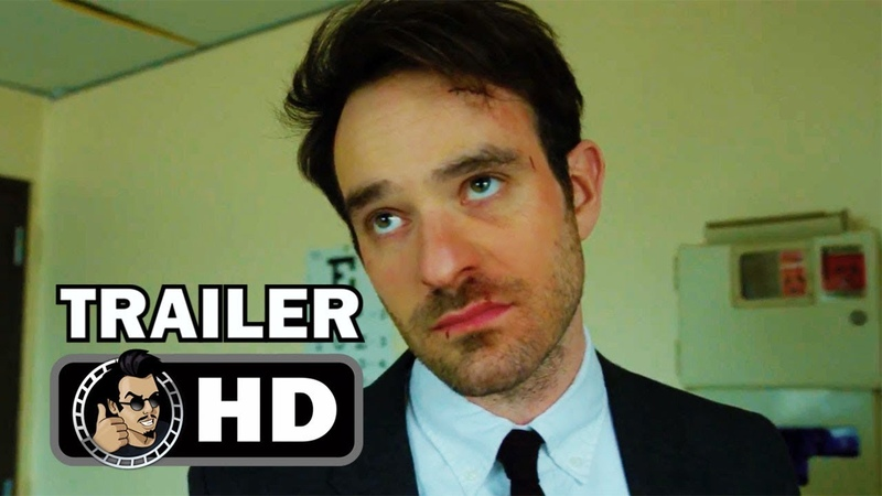 MARVEL'S DAREDEVIL Season 3 Official Trailer (HD) Charlie Cox Series
