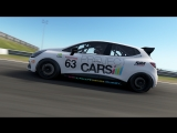 Renault Clio Cup - Snetterton Project CARS 2  Xbox