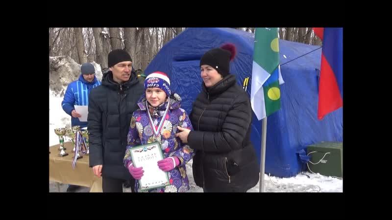 Спортивный Волжский район 🏆🥇Первенство по лыжным гонкам Награждение Петра Дубрава 23.03.2019