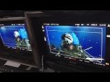 Kerem Bürsinin Savaş Uçağı Sahneleri Kamera Arkası - CAN FEDA