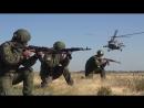 Операция по уничтожению склада боеприпасов условной диверсионной группы в ходе КШУ на полигоне Прудбой