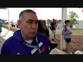 Виктор Фархутдинов: «Такой результат в боксе на Юношеских Олимпийских играх у нас впервые!»