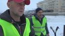 Популярность Единой России из первых уст. Выходим с опросом на улицы.