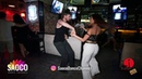 Dmiriy Mishin and Natalya Sirenko Salsa Dancing in Saray at After Party of The Third Front 06.08.18