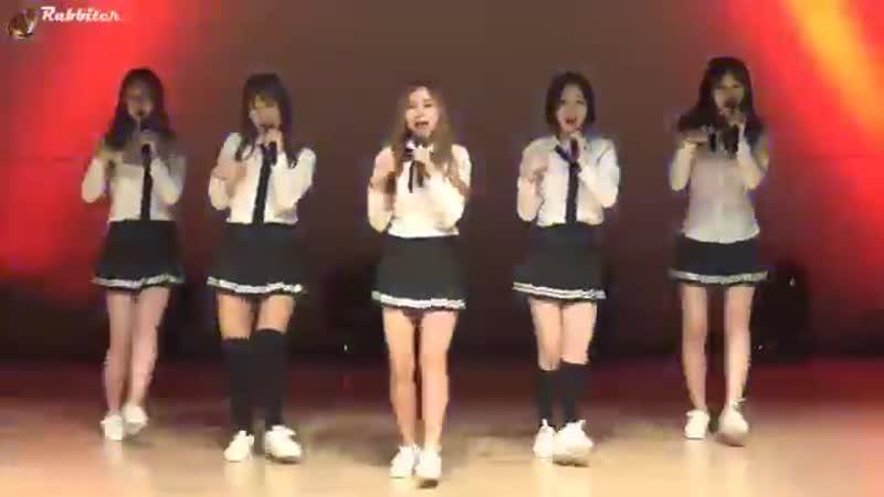 Кореянки Tren-D танцуют под русскую народную Виновата ли я