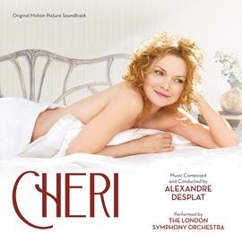 Alexandre Desplat альбом Chéri