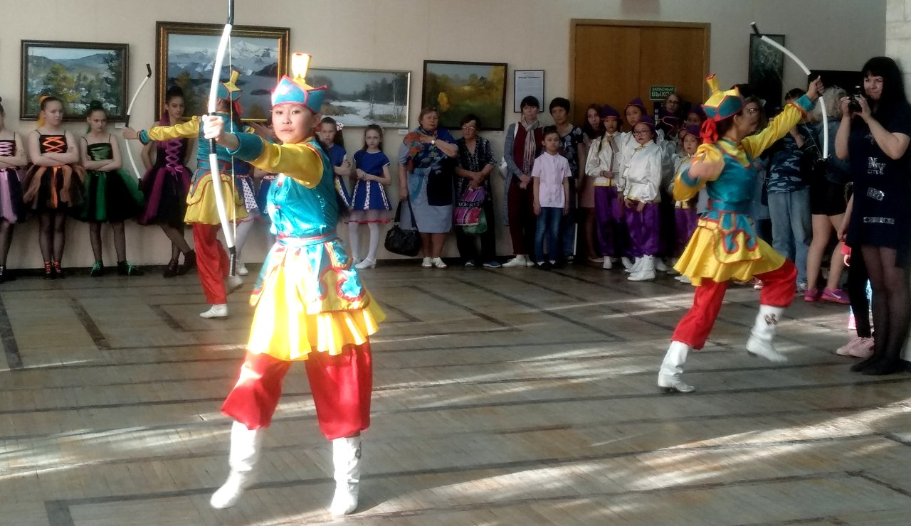 """""""Museum Night"""": Museum and Exhibition Center of the Trans-Baikal Territory"""