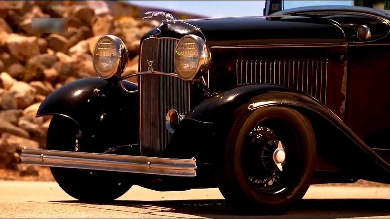 Welderup / Ржавые тачки на прокачку / Impressive Ford 1932