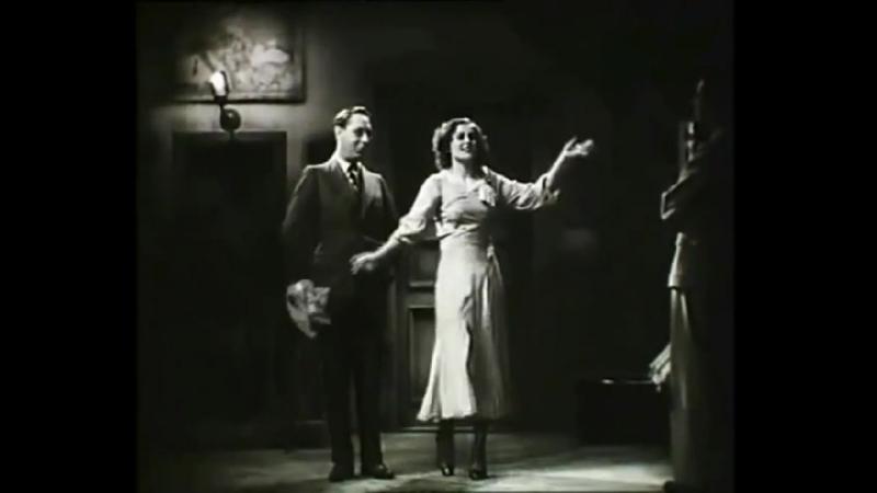 Early Hungarian Song and Dance Featuring German Actress, Marika Rokk (1933)