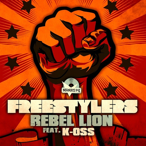 Freestylers альбом Rebel Lion