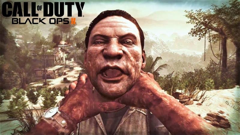 Call of Duty: Black Ops 2 - ЯРОСТЬ РАУЛЯ МЕНЕНДЕСА