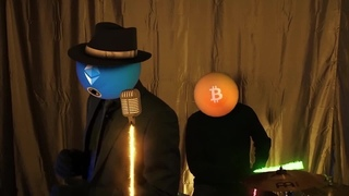 CryptoBard - Get Lucky (see full video version on Youtube) · #coub, #коуб