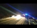 Шесть машин вдребезги Крупная авария под Севастополем