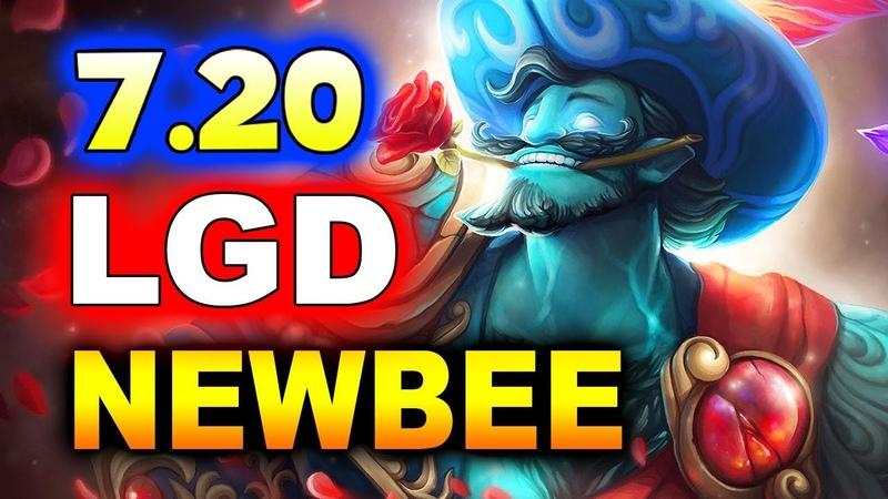 PSG.LGD vs NEWBEE.MGB - FERRARI_430 IS BACK! - H-CUP 7.20 DOTA 2