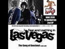 The Gong of Knockout/Fear, and Loathing in Las Vegas (baki 2nd op)