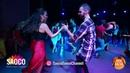 Samuel Funflow and Zlatka Vasa Kovacova Salsa Dancing at Riga Salsa Festival 2018, Friday 10.08.2018