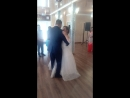 первый танец молодых