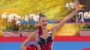 Aleksandra Soldatova 2018 World Rhythmic Gymnastics Championships Ball Final