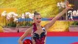 Aleksandra Soldatova. 2018 World Rhythmic Gymnastics Championships. Ball Final