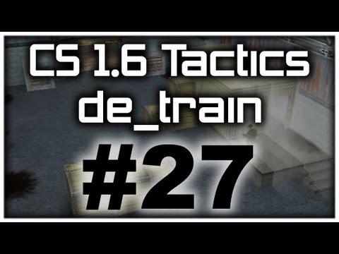 CS 1.6 Tactics 27 Rise Against de_nuke A-plant takeover (T side)