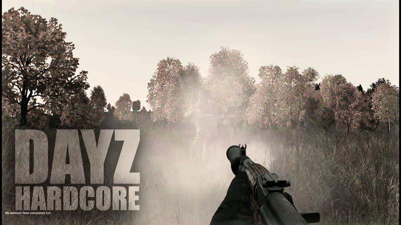 DayZ от первого лица - Прекрывальщик
