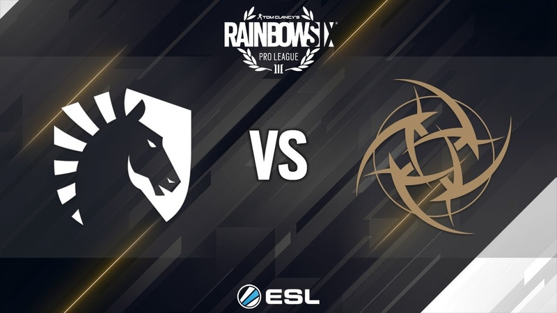 Rainbow Six Pro League - Season 8 - LATAM - Team Liquid vs. Ninjas in Pyjamas - Week 11
