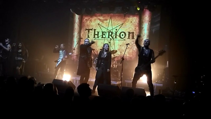 Therion - The Rise of Sodom and Gomorrah To Mega Therion (Live in Kiev, 15.04.2018)