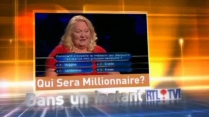 Qui Sera Millionnaire (2008) Promo