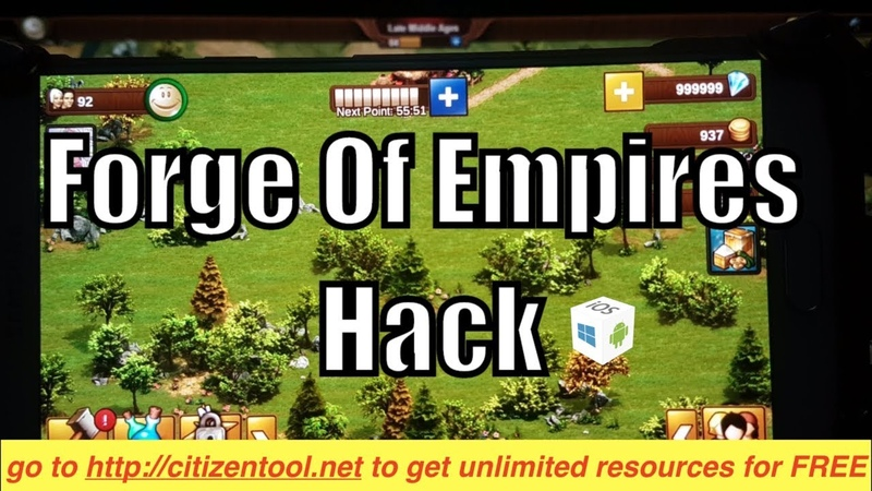 FORGE OF EMPIRES HACK/CHEAT FREE DIAMONDS GOLD - HOW TO GET FREE DIAMONDS GOLD [FIXED]