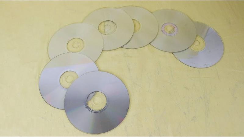 Ideias com CD's Usados