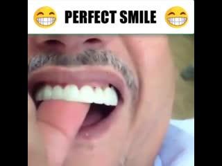 Твоя идеальная улыбка уже ...
