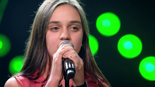 Sofia - 'Ice Queen'   Blind Auditions   The Voice Kids   VTM
