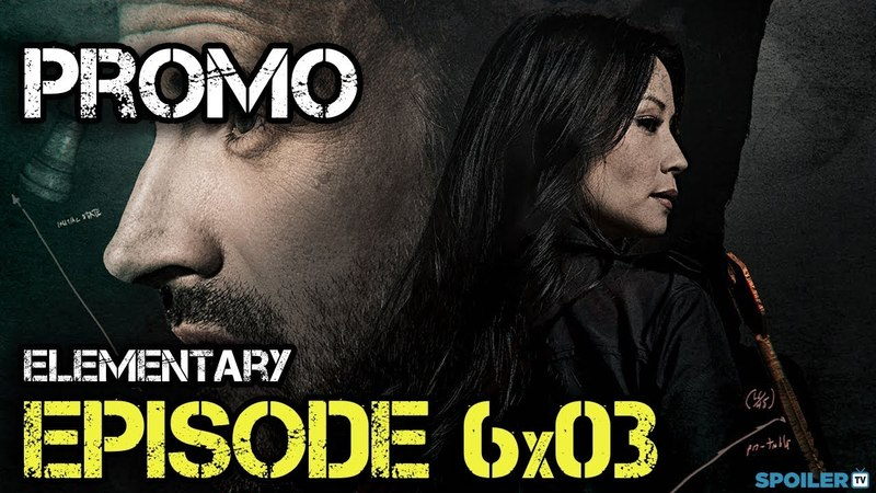 Elementary 6x03 Promo Pushing Buttons