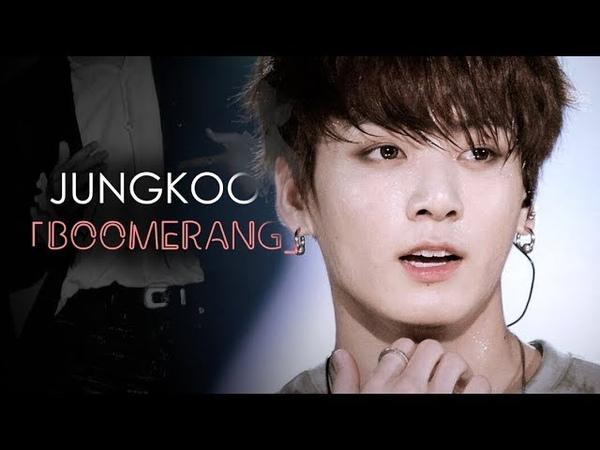 JUNGKOOK ─ BOOMERANG
