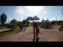 Карусель в парке 300летия