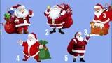 Выберите деда Мороза — и узнаете, что ждёт вас в Новом году