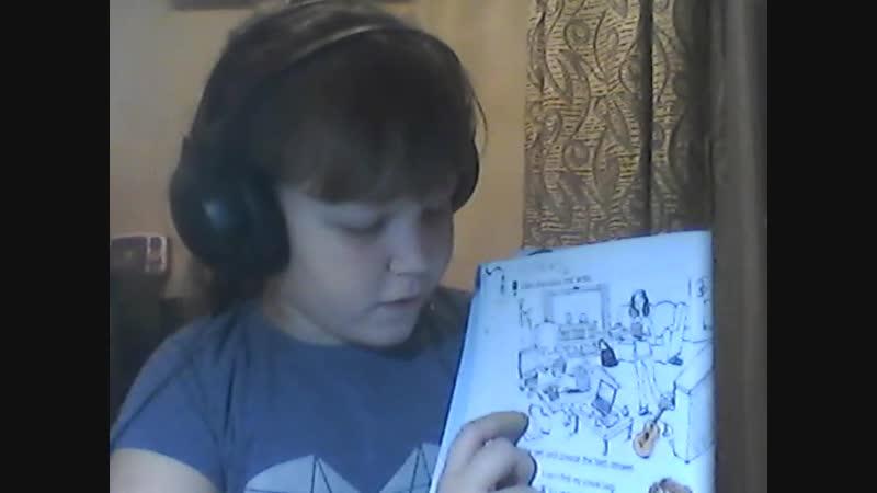 Настя Storyfun Unit 3 ex F