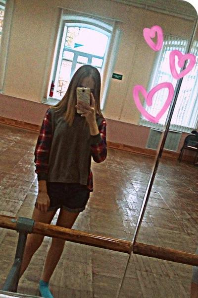 Вика Анисимова