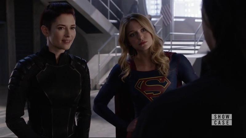 Supergirl 4x06 Alex Danvers Scenes 1