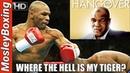 Mike TYSON vs Bruce SELDON Mike Tyson The HANGOVER